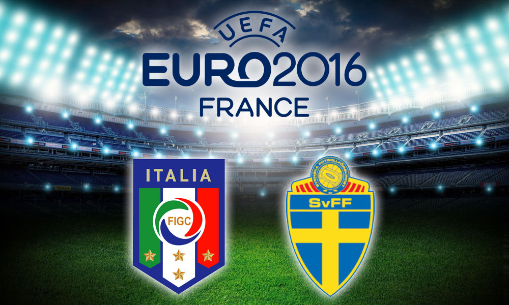 William Hill Odds | Italy vs Sweden Betting Tips