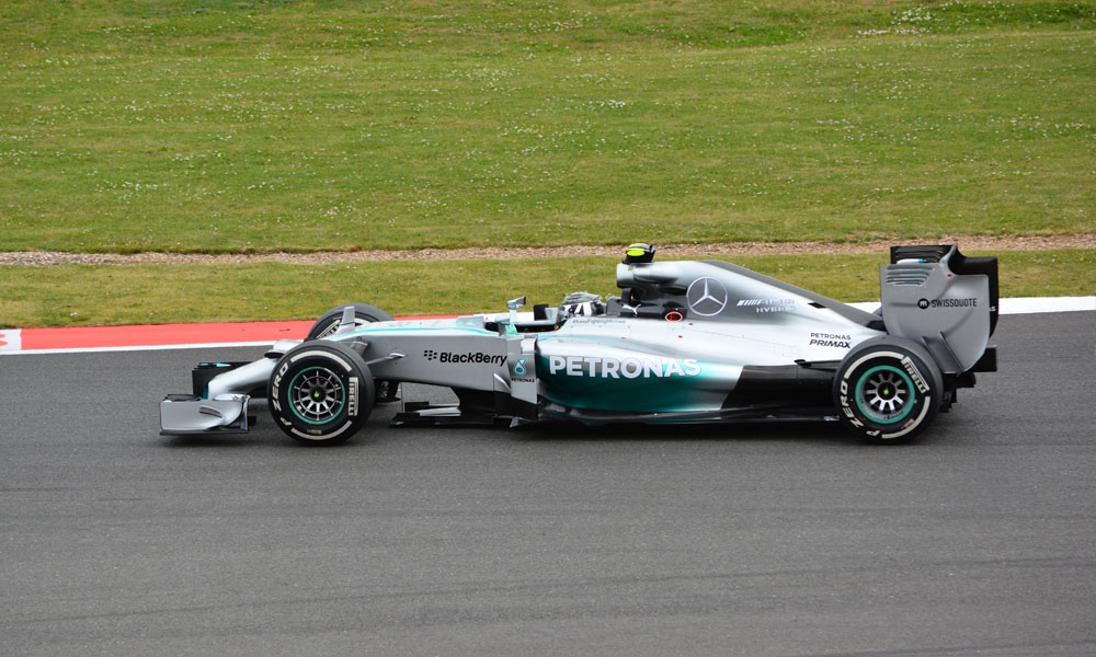 F1 Spain 2016: Nico Rosberg Maintains Status Quo in Friday Practise